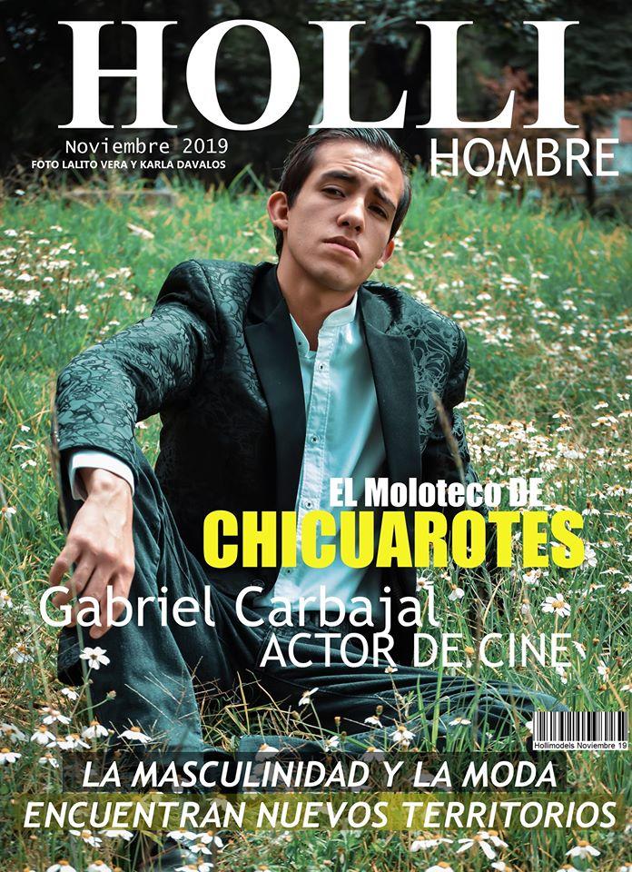 Revista Hollimodels Noviembre 2019
