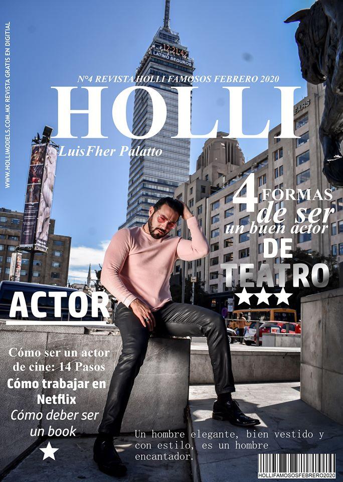 REVISTA HOLLIMODELS FEBRERO 2020