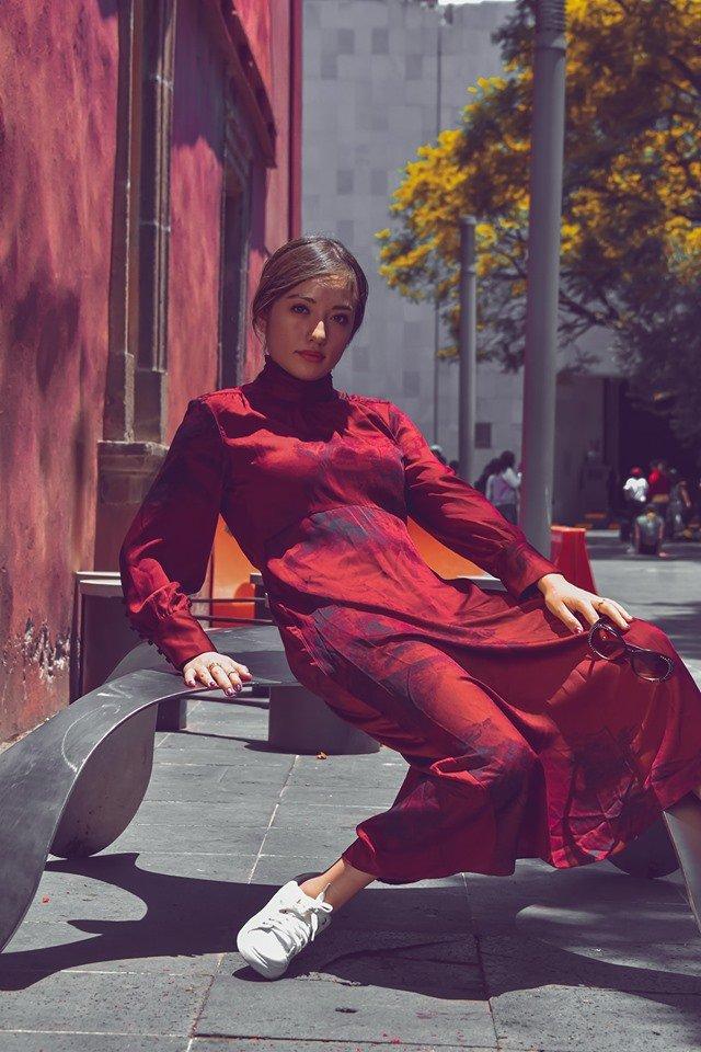 Casting modela ropa de Xuara Fashion