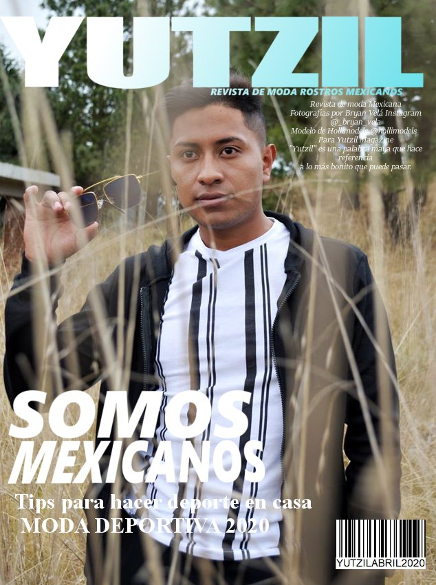 Revista YUTZIL Abril 2020