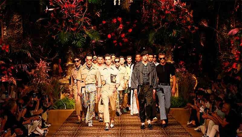 Dolce & Gabbana y su inspiración en los destinos tropicales