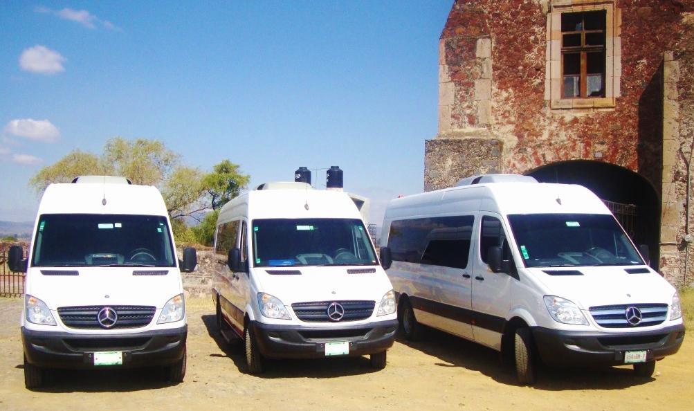 Transporte para modelos de Cdmx y Estado de México para evento Quedada fotográfica en PACHUCA