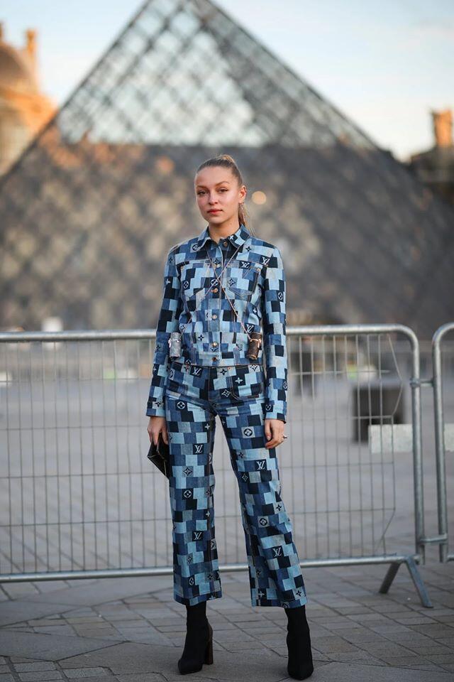 Pantalon Acampanado Mujer Outfit Hollimodels