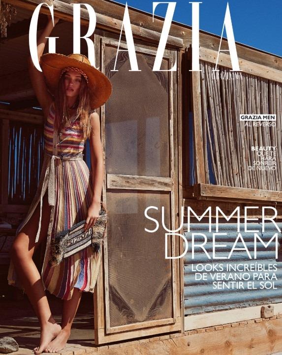 Revista Grazia Julio 2020 Gratis