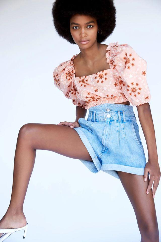 Los shorts de Zara que están en rebaja para el verano