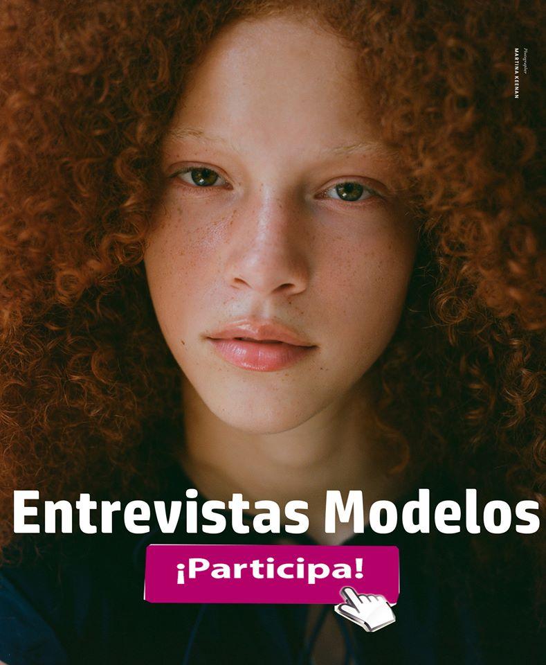 Entrevista a modelos
