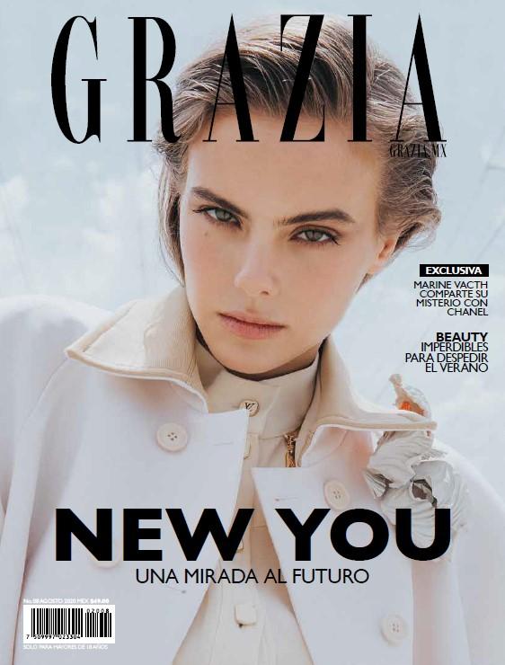 Revista Grazia Mexico Agosto 2020 Gratis