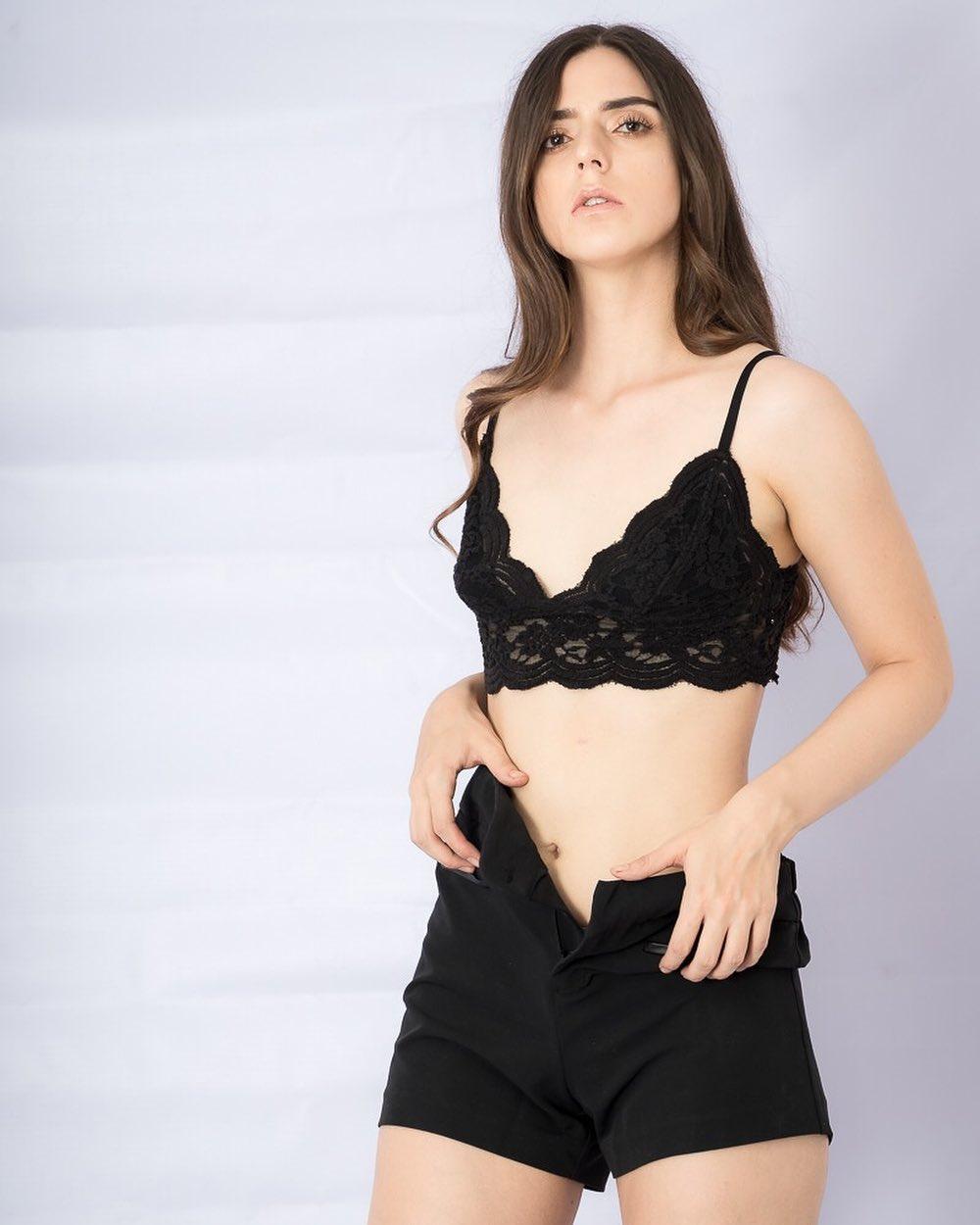 Entrevista modelo Mariel Escalera