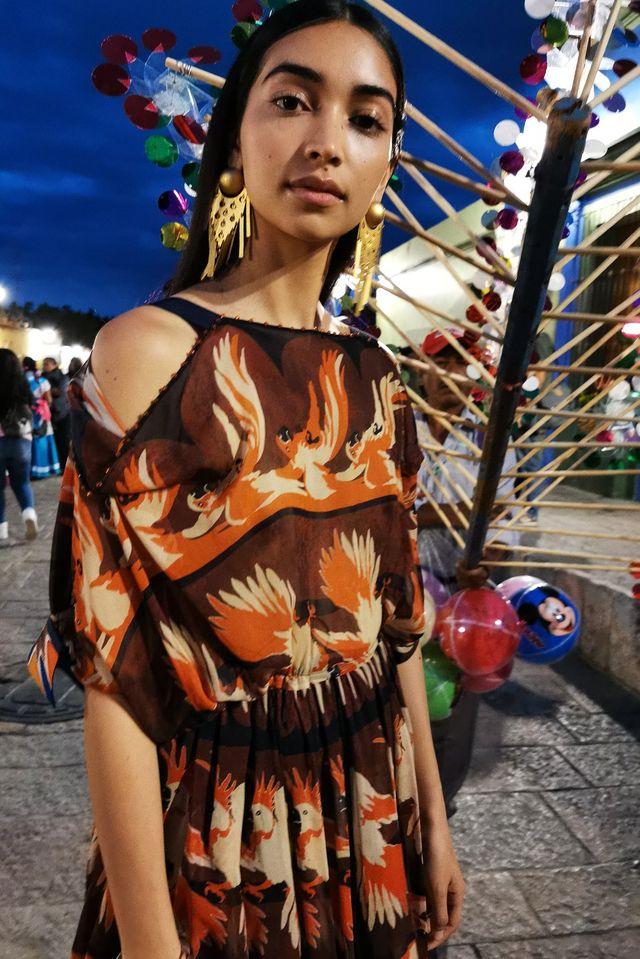 Los vestidos hechos en Oaxaca que te enamorarán son estos