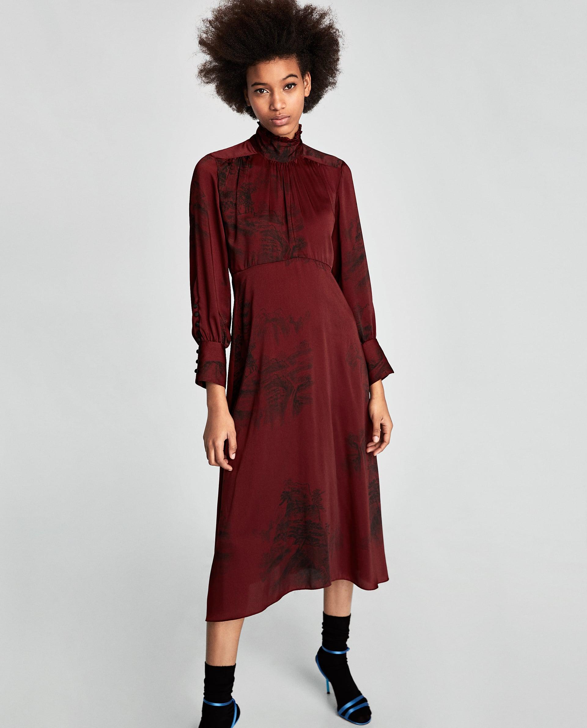 Vestido Largo Rojo EDITORIAL