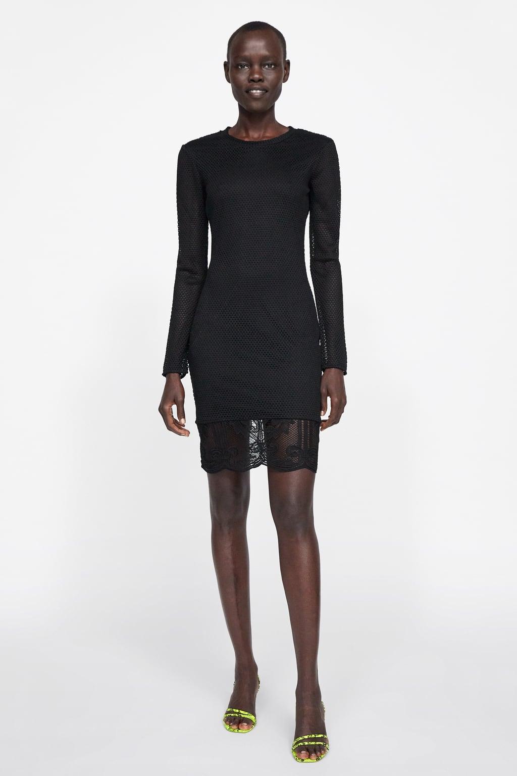 Vestido Negro Editorial