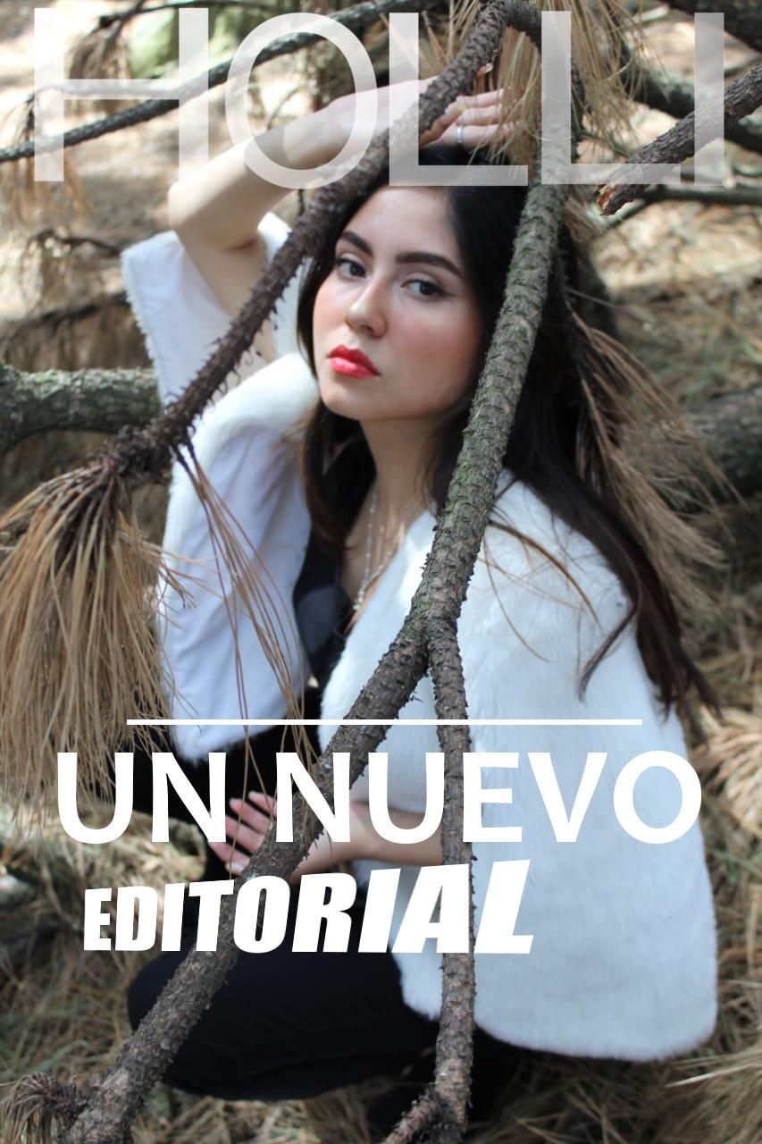 Shooting editorial para revista HolliFoto por Pablo Flores en La Marquesa Edo de Méx -página 2