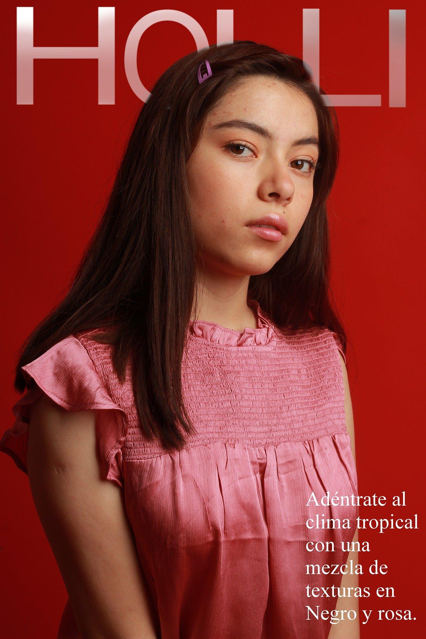 Fotos para revista Holli Enero 2021 Modelo Liliana Nava