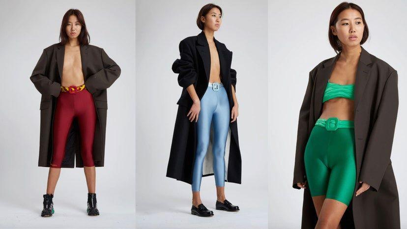 Los leggings de los 80s que nos conquistan nuevamente muy recomendados