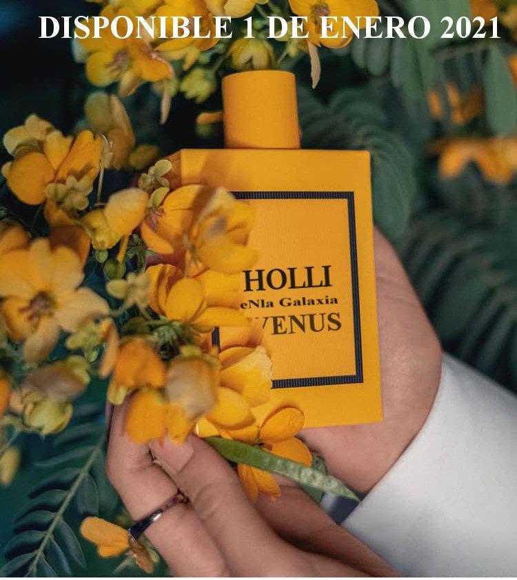 CASTING COLABORACIÓN PERFUME HOLLI