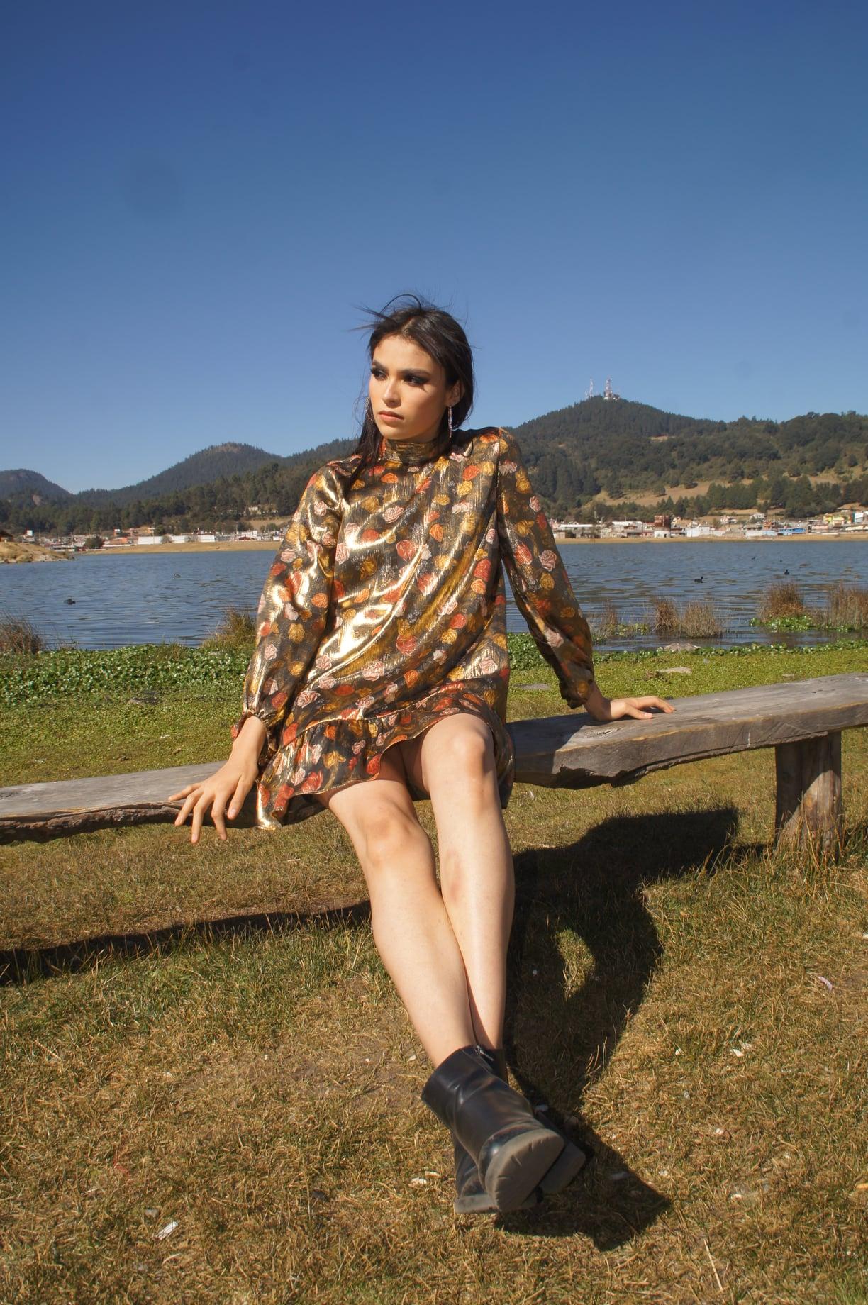 Campaña Zara Vestidos editoriales Febrero 2021