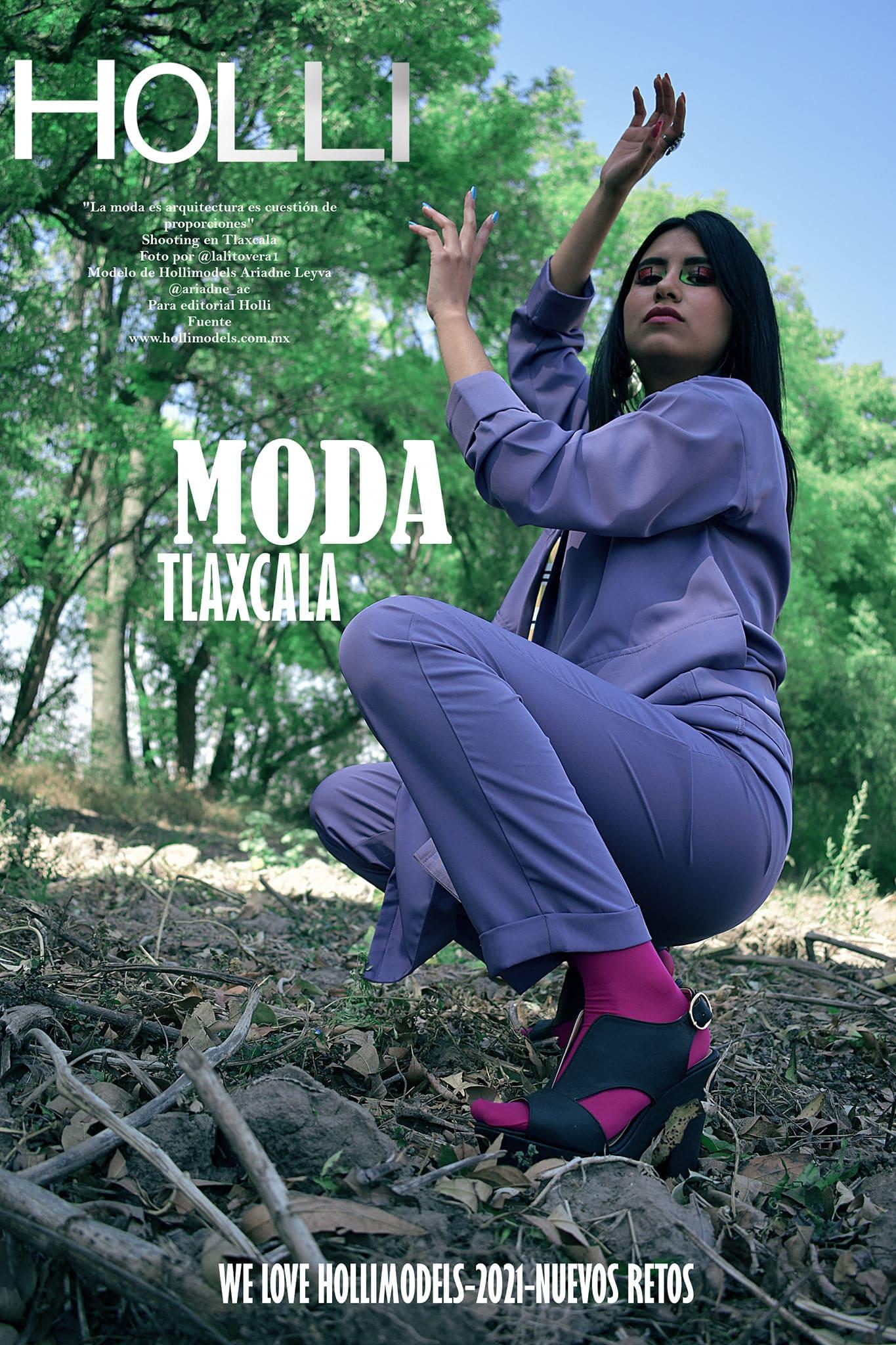 Modelo de Hollimodels Ariadne Leyva Tlaxcala 2021