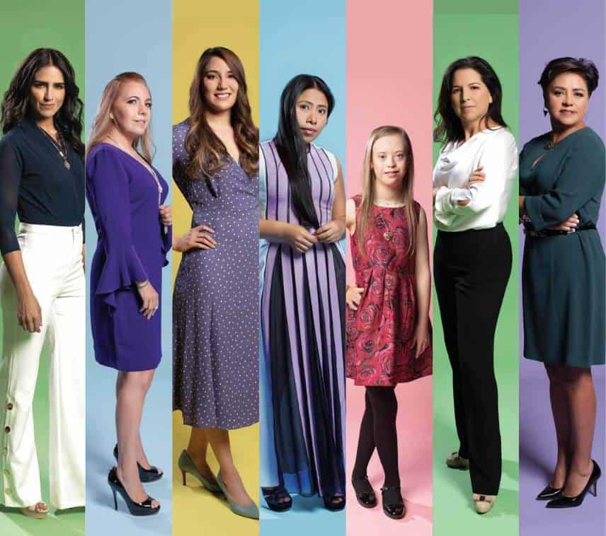14 Mujeres importantes en la historia de México