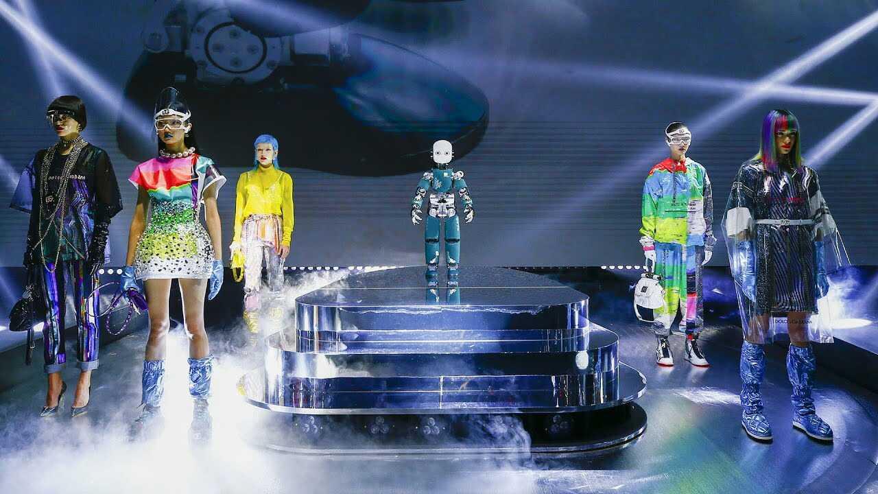 El desfile de moda femenino Otoño Invierno 21-Dolce & Gabbana
