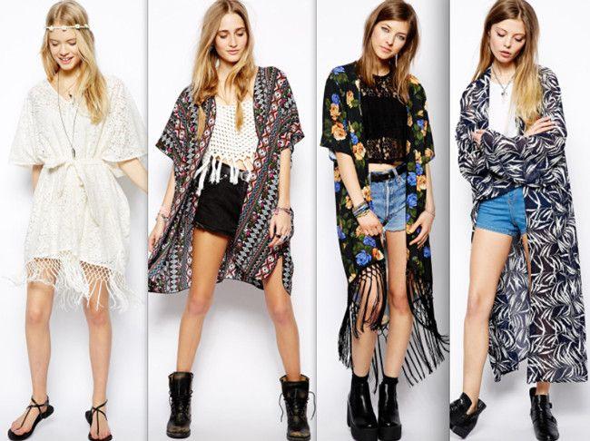 El kimono volverá a ser tendencia esta primavera, palabra de pasarelas y editoras de moda