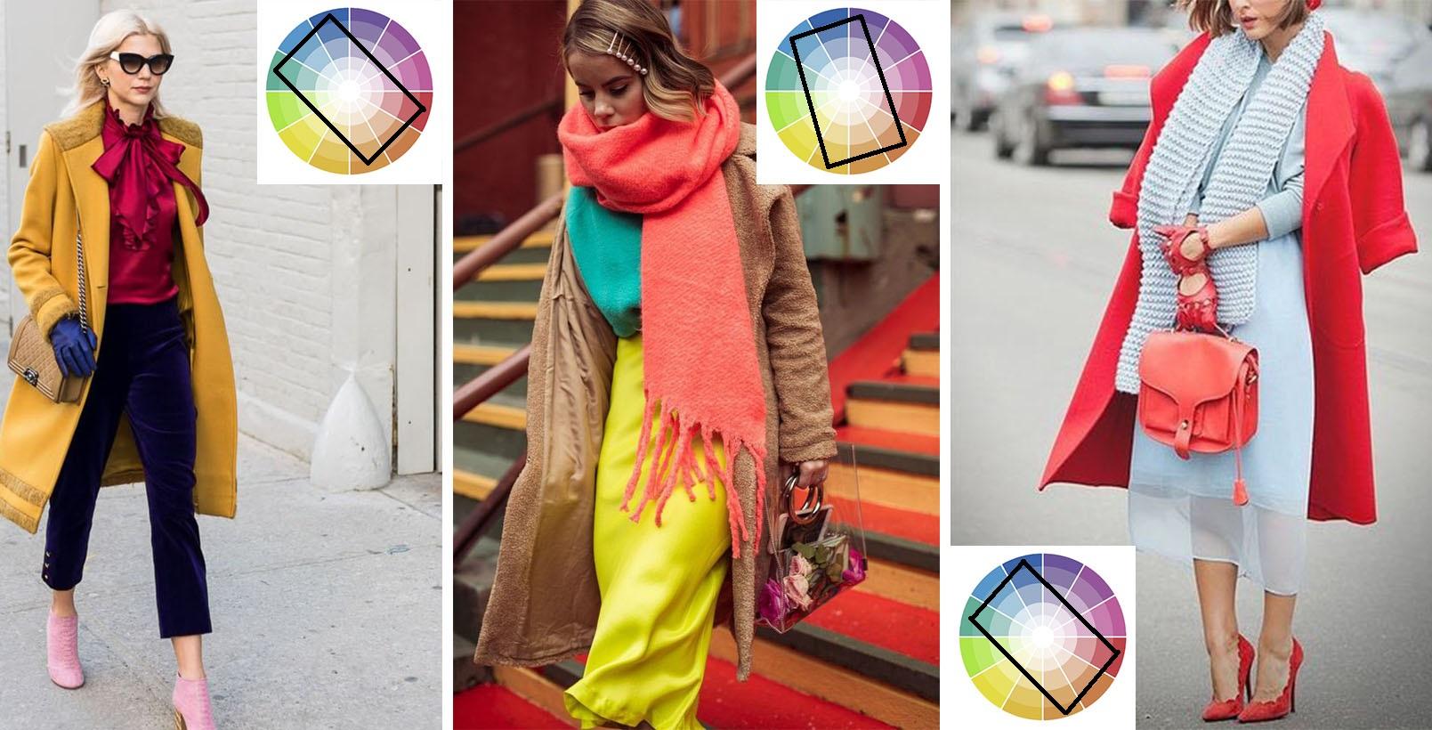 5 Reglas de color para lograr outfits asombrosos cada día