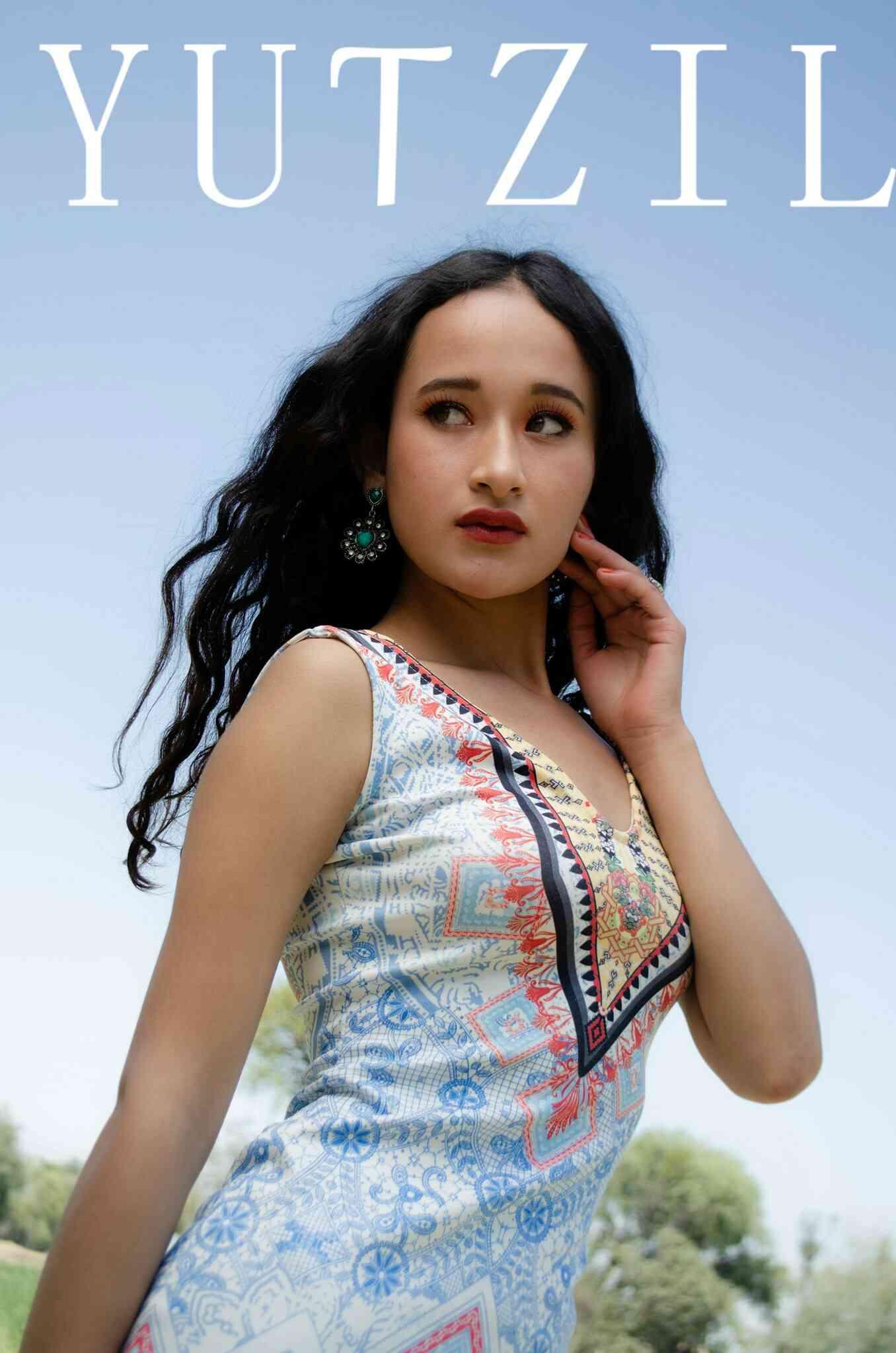 Entrevista modelo Brenda Báeza Macías