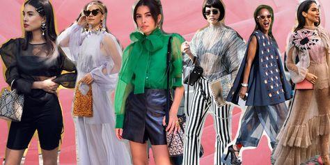 Vestido transparente, la tendencia en vestidos más importante de esta primavera-verano