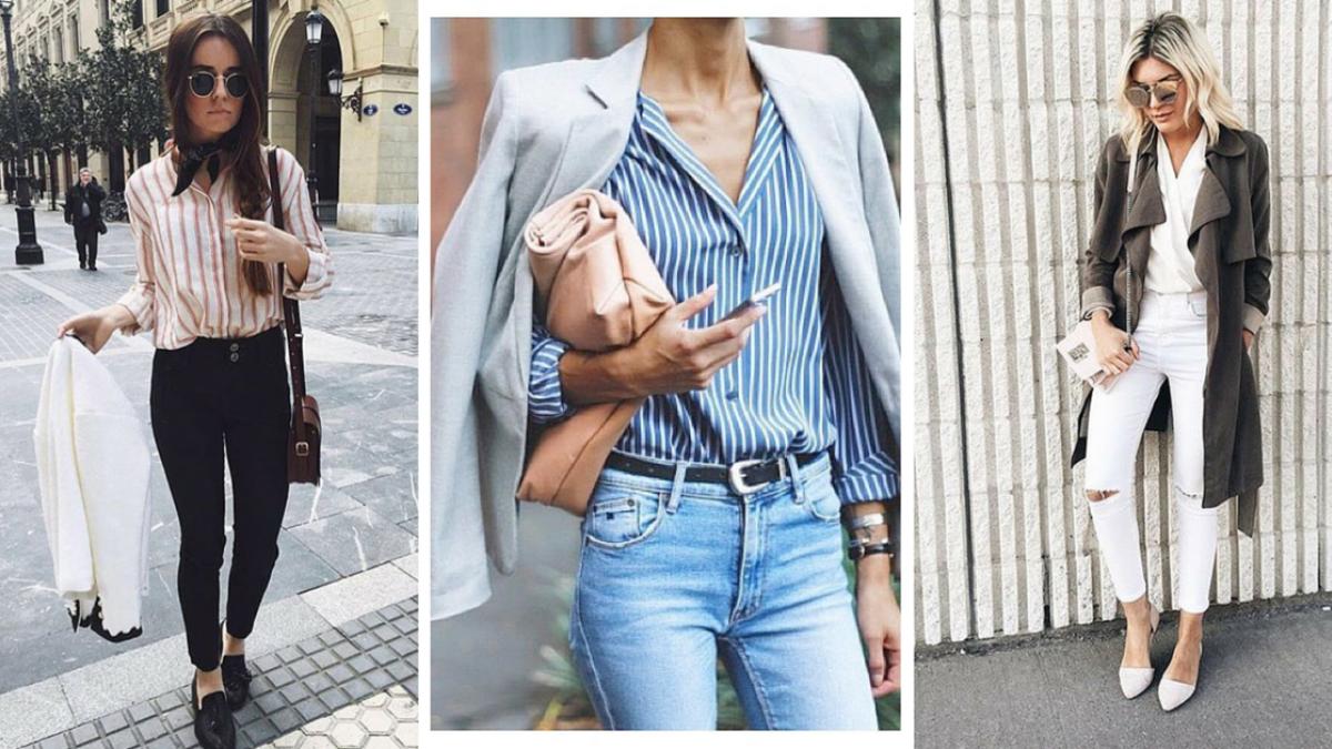 Esta es la forma correcta de usar tus Jeans en el trabajo y lucir genial.