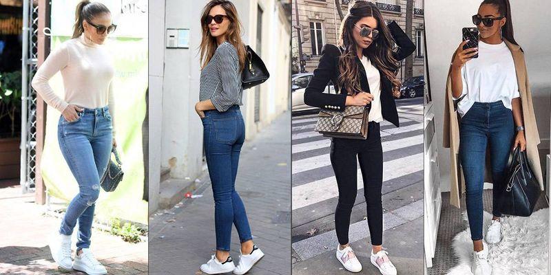 Guía básica para usar jeans y verte como una celebridad