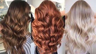 4 Tonos de cabello que le darán brillo y luz a tu rostro