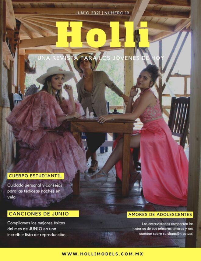 Revista Holli Junio 2021