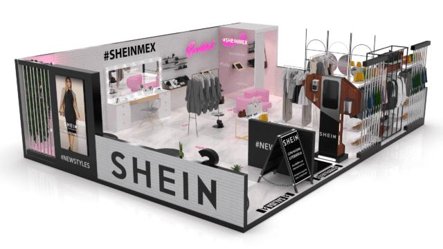 SHEIN abrirá una tienda 'física' en la Ciudad de México