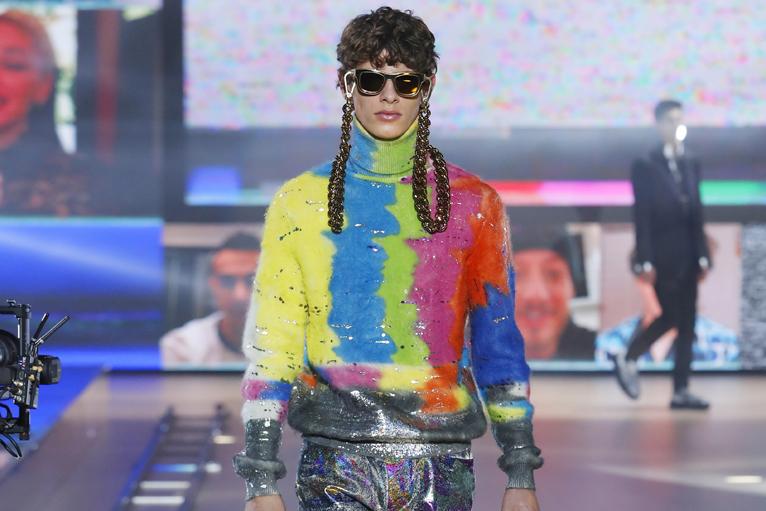 The Women's Fall Winter 21 Fashion Show