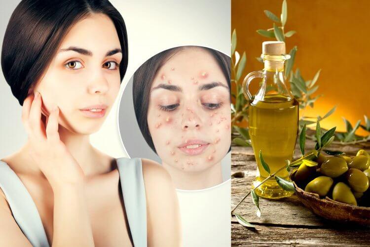 El aceite de oliva es el mejor limpiador para tu rostro y tenemos la forma correcta de utilizarlo