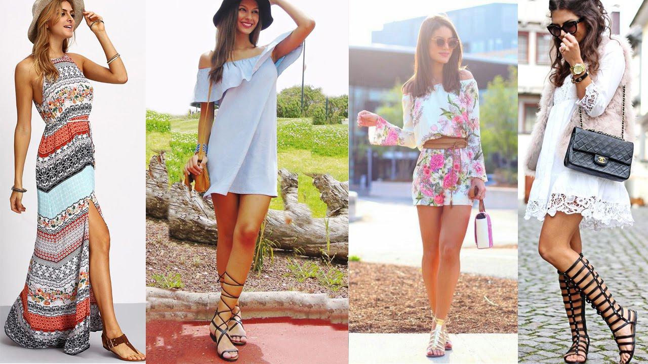 Increíbles vestidos con manga que definitivamente amarás usar este verano