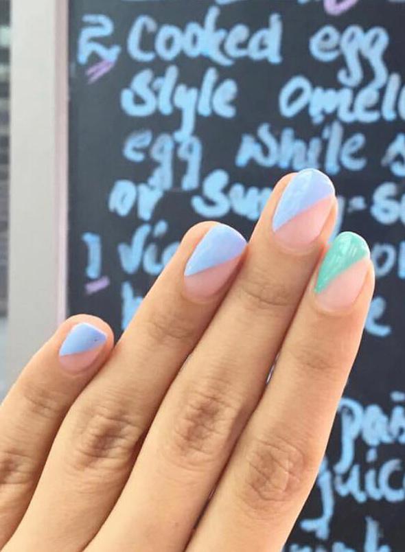 Estilos de uñas super sencillos que puedes hacer tú misma.