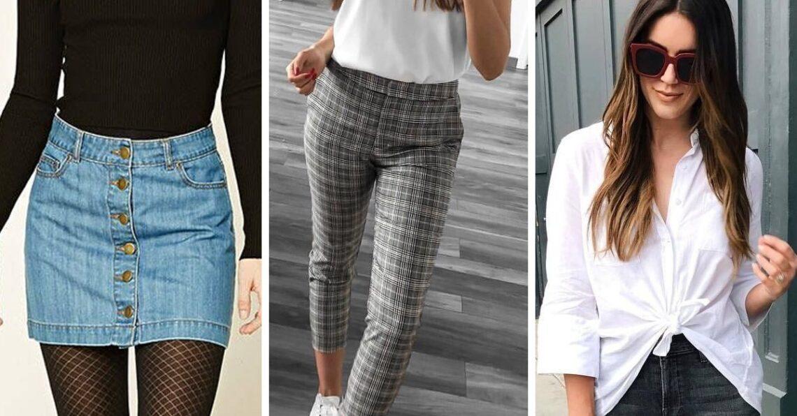 Increíbles prendas que definitivamente tienes que usar antes de los 40