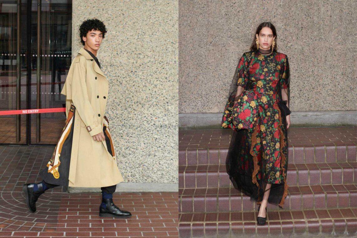 Nueva colección en inventario de Hollimodels Modela los productos de TOGA ARCHIVES de la diseñadora de modas Yasuko Furuta