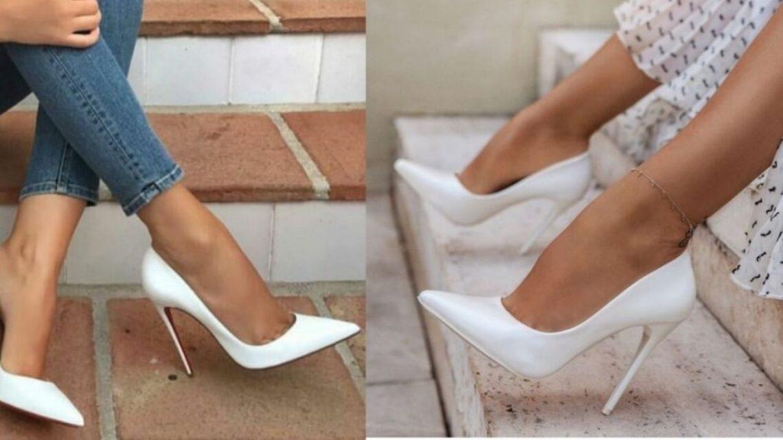 Pares de zapatos para armar un outfit distinto cada día de la semana.