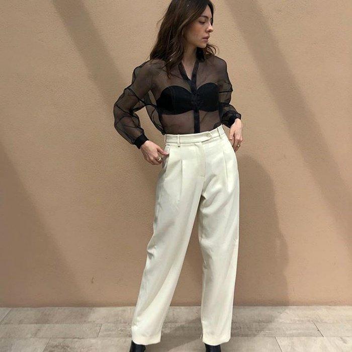 Pantalones que puedes usar este verano para librarte de los acalorados jeans.