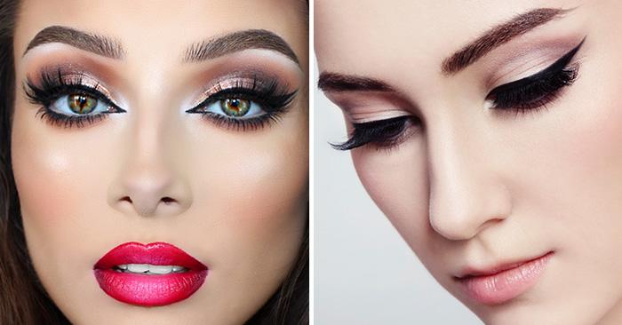 Increíbles trucos de maquillaje que te ayudarán a lograr una mirada más expresiva