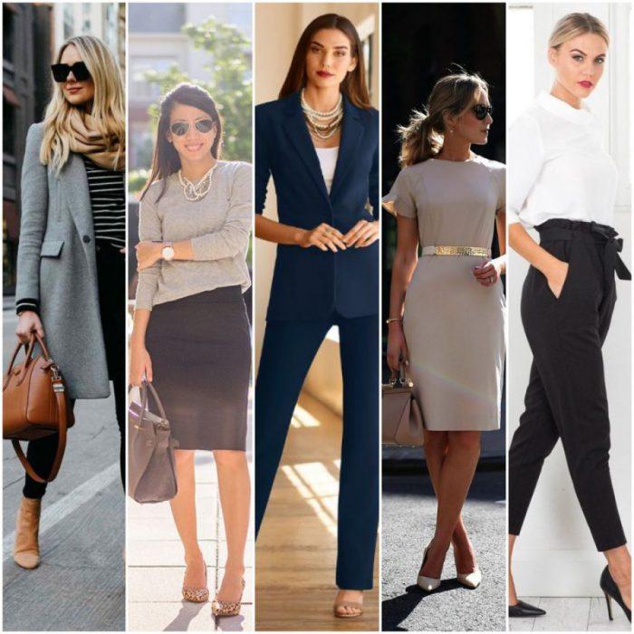 Ideas de outfits que puedes usar en el trabajo y te harán lucir increíblemente hermosa