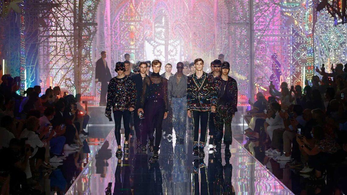 Pasarela  de moda masculina Primavera Verano 22 | Dolce & Gabbana