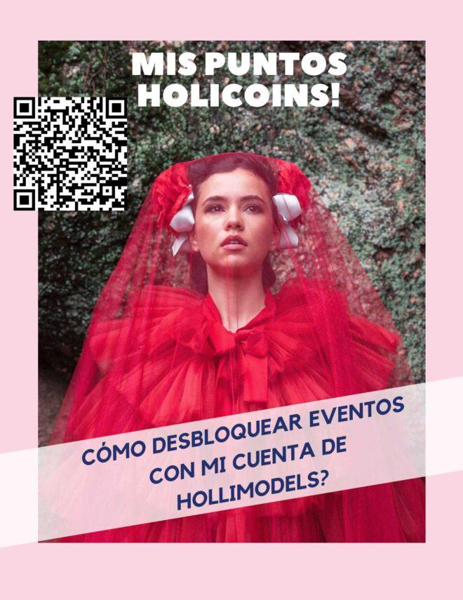 Cómo desbloquear eventos con mi cuenta de Hollimodels?