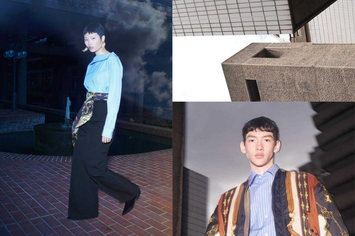 Echa un vistazo a la primera colaboración de diseñador del otoño (y la más extravagante).