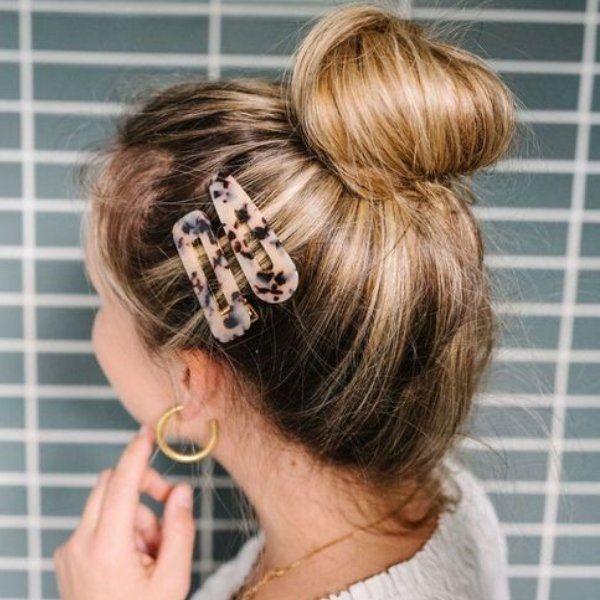 Peinados en menos de 5 minutos para chicas con cabello corto.