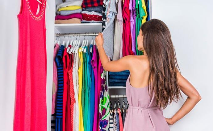 Tips para aprovechar al máximo tu guardarropa y estar siempre a la moda.