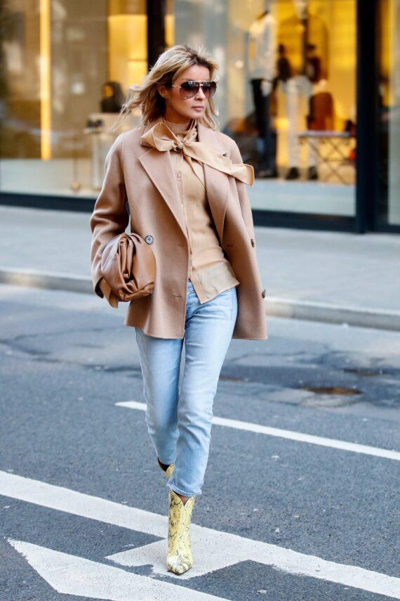 Looks con skinny jeans para vestirte cómoda 24/7