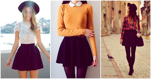 Outfits que te inspirarán a usar falda esta temporada.