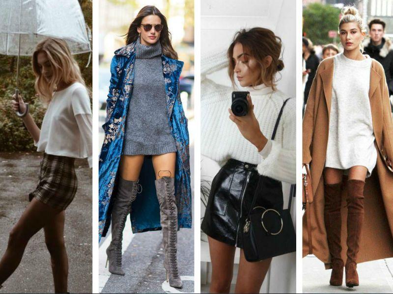 Outfits para dominar el otoño con estilo y glamour.